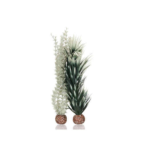 biOrb Ambulia Plant Set  of 2 - grey & green