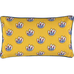 Yellow Tulips 30 x 50cm Cushion Cover