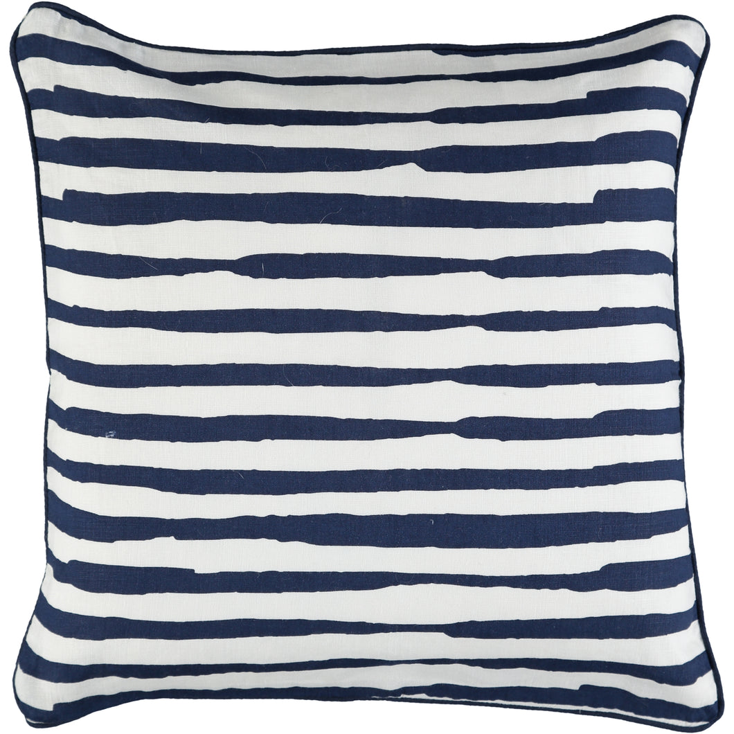 Wonky Stripe 40 x 40cm Cushion Cover