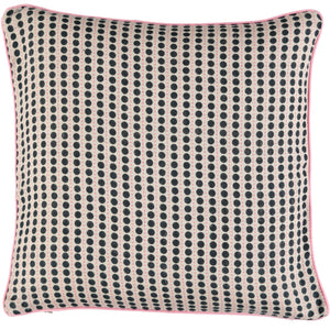 Spotty Ticking 40 x 40cm Cushion Cover