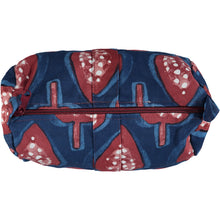 Red Trees Washbag