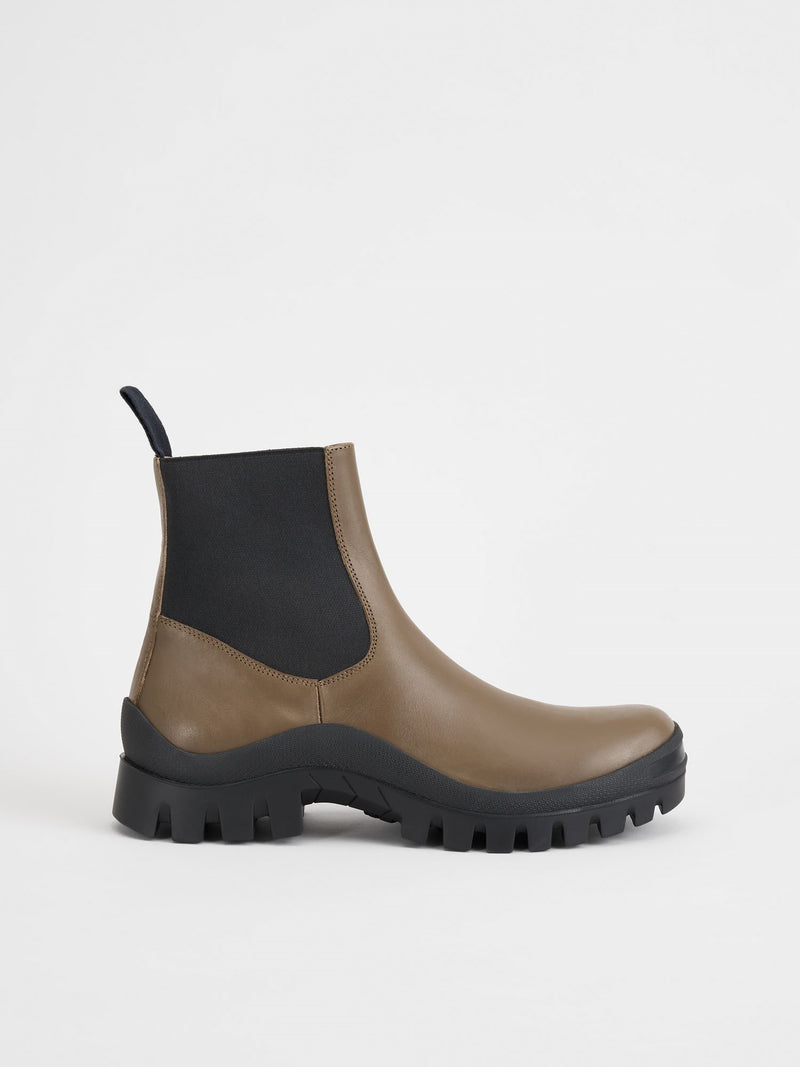 Catania Boots, Brown