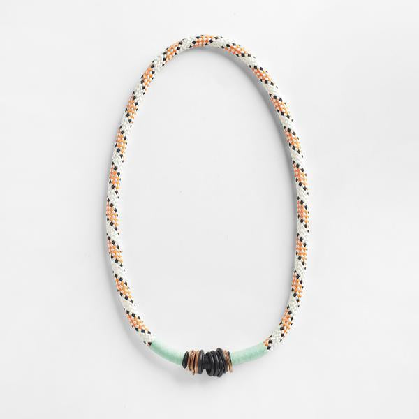 Ettore Mint Necklace, Pichulik