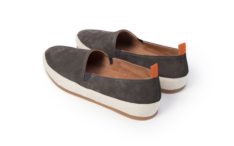 Mulo Loafers Suede