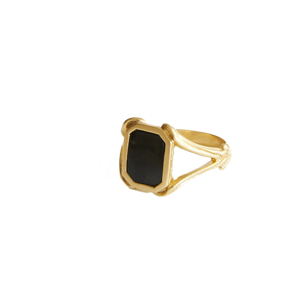 Ring «Clichy», Gold