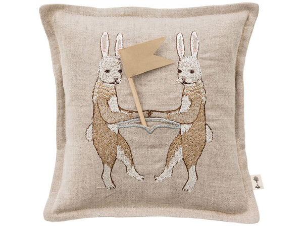Bunny Love Tooth Fairy Pillow