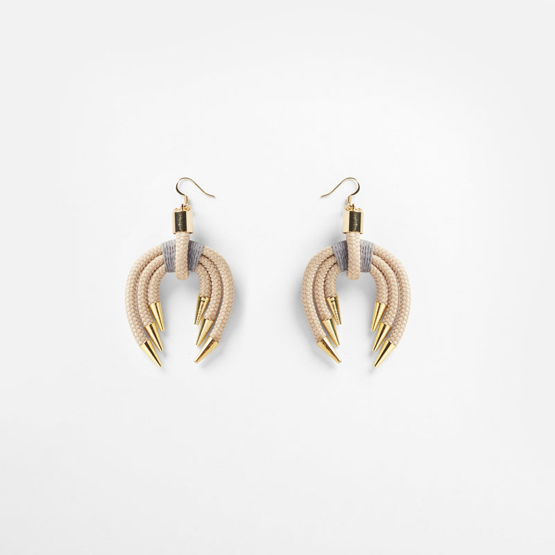 Earrings «Ibis», Pichulik
