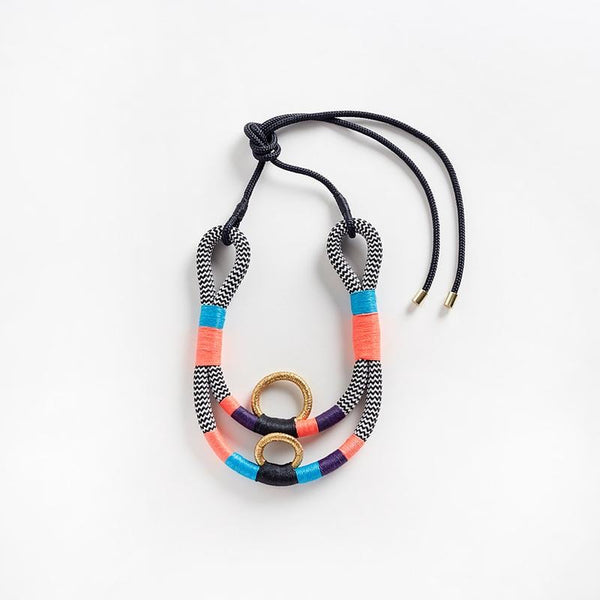 Necklace «Mundaca», Pichulik