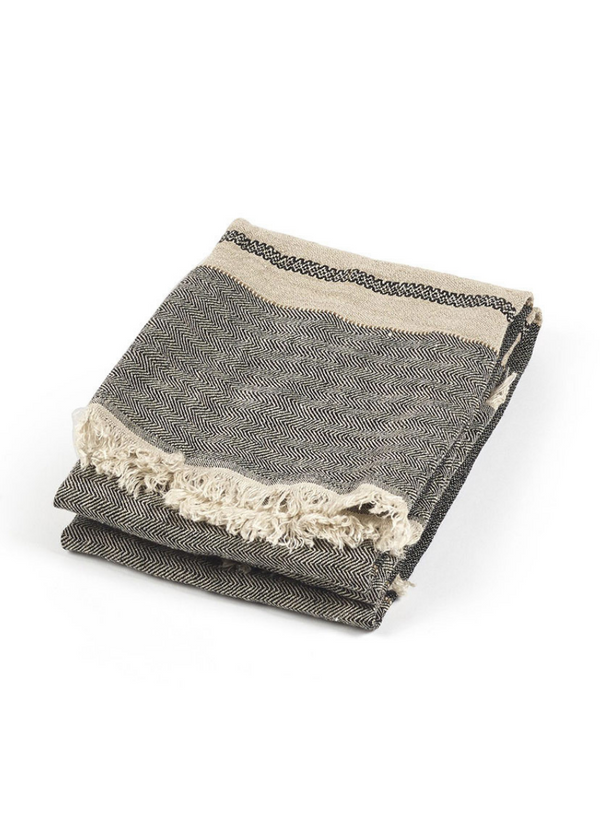 «The Belgian Towel» Fouta, Libeco