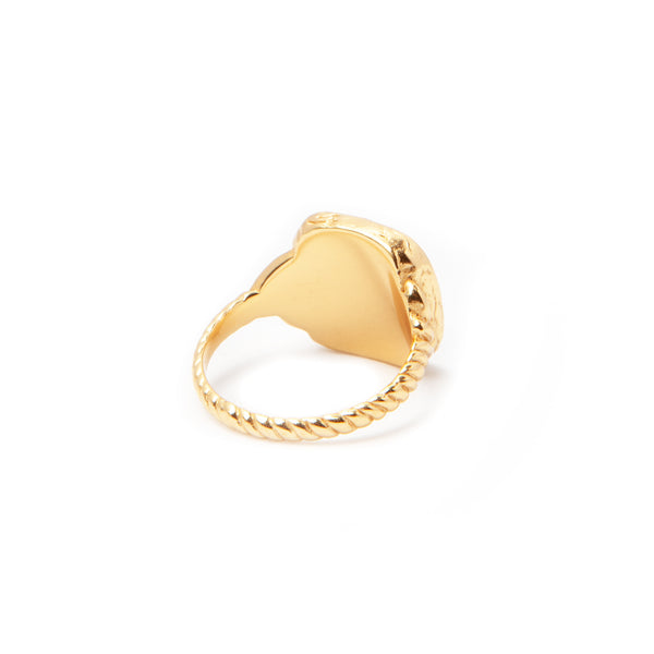 Ring «Delphine», Gold