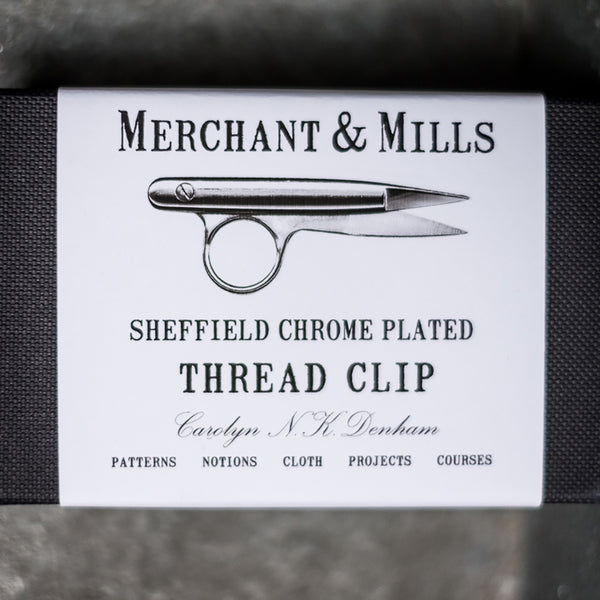 Thread Clipper, Merchant & Mills
