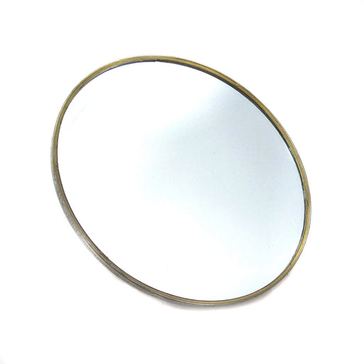 Mirror - Universal - Chrome Mirror Head Round