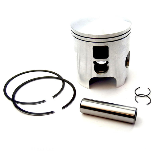 Lambretta - Piston Kit - 200cc - Thin Ringed - + Oversizes