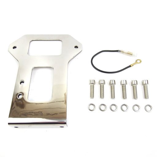 Lambretta - Electronic Mounting Kit  - Series 2 - Polished Stainless Steel