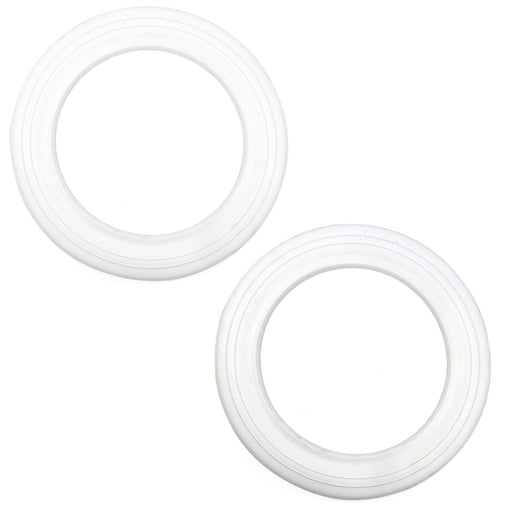 "Tyre - Whitewall Inserts -  8"" - Atlas Brand - Set"