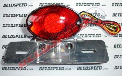Lamp - Rear Light Single Elliptical - Small