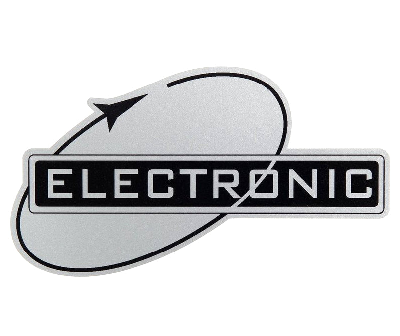 Lambretta Electronic Sticker
