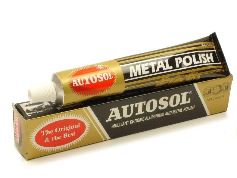 Autosol (Metal Polish) Tube