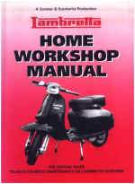 Lambretta Home Workshop Manual Series 3 - Beedspeed, Scooter Parts & Accessories For Lambretta, Vespa & More