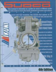 Mikuni Carb Tuning Manual - Beedspeed, Scooter Parts & Accessories For Lambretta, Vespa & More