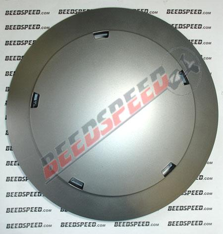 Vespa Wheel Disc T5 Silver Genuine Piaggio - Beedspeed, Scooter Parts & Accessories For Lambretta, Vespa & More