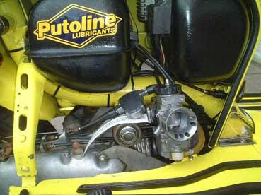 Lambretta - Clutch - Easy Clutch - Full Kit - Makes Clutch 30% L