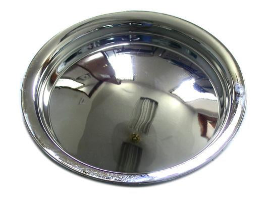 Automatic - Body Work - ET2/ET4 - Front Wheel Cover - Chrome