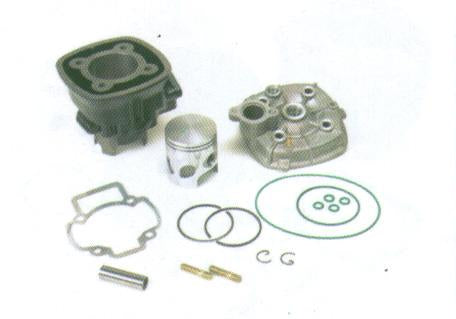 Piston Ring Kit - 70cc - For DR 1372 Kit - Piaggio, Gilera - LC