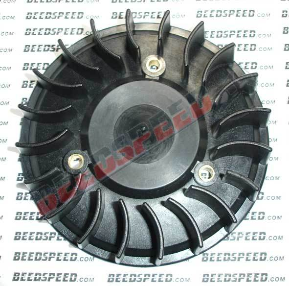 Automatic - Flywheel Fan - Plastic - Gilera/Piaggio Typhoon/Zip/
