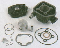 Cylinder Kit - 70cc - DR - 0116 - Peugeot Speedfight - LC