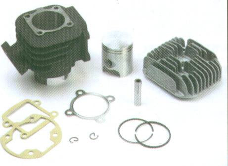 Gasket Set - 70cc - For DR 0962 Kit - Minarelli Vertical Engines