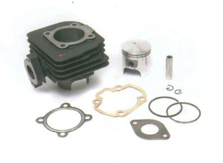 Piston Kit - 70cc - For DR 0734 Kit - Suzuki Morini Engines - AC