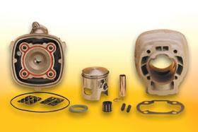 Cylinder Kit - 70cc - Malossi MHR Alloy - 319477 - Peugeot Speed