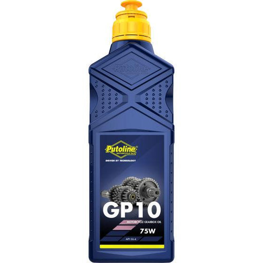 Oil - Putoline - GP10 Synthetic Light Gearbox Oil SAE 75w - 1 L