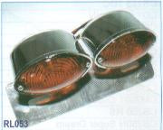 Lamp - Rear Light Twin Tail (Elliptical)