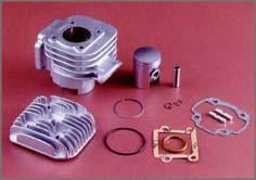 Cylinder Kit - 70cc - Airsal - 04A - A.C Bazooka/Booster/BWS Etc