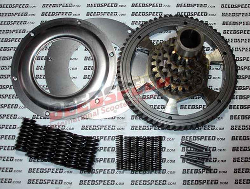 Vespa - Gearbox - Multiple Gear - 67 Tooth - PX, T5