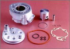 Cylinder Kit - 75cc - Airsal - AM345/AM6/RS/RX/XR/Furia