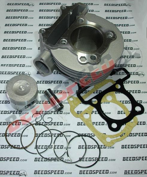 Cylinder Kit - 125cc - 4 Stroke - 52.40mm Bore - Air Cooled