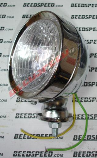Lamp - Spot Light 9.8cm - Round Backed - Clear28
