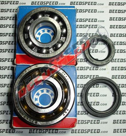 Crank Shaft Bearing And Seal Kit - Honda NSR 125 - Twin Headlamp