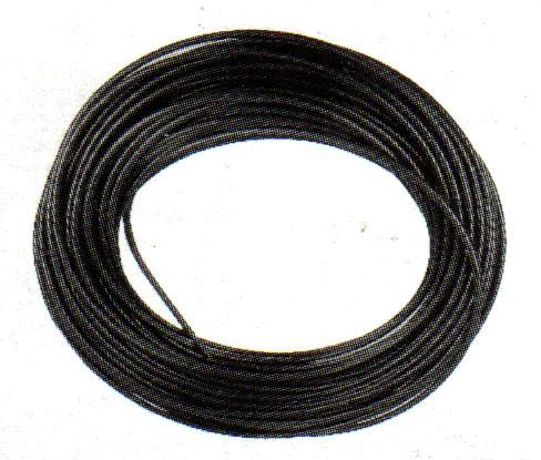 Cable - Universal Outer - 5mm - Nylon Lined - Black - 50 Metres