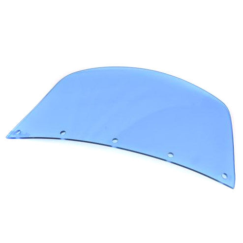 MOD Style Flyscreen Replacement Top Blade In Blue Tint