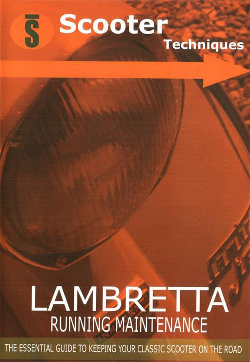 DVD - Lambretta Running Maintenance - By Scooter Techniques