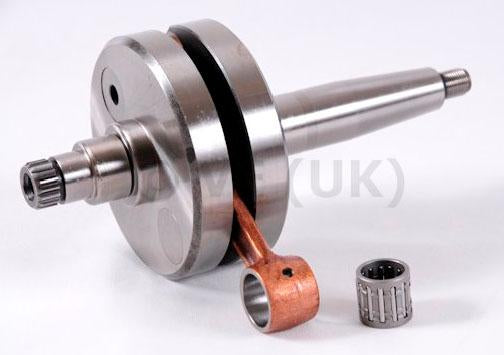 Lambretta - Crank - Crankshaft - GP - MEC - Full Circle 58mm Str