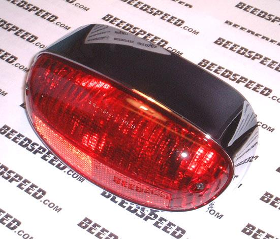 Lamp - Rear Light Bulb Holder With Bulb - Piaggio X9