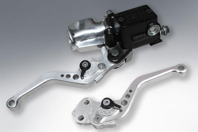 Lambretta - Levers - CNC Billet Alloy - Adjustable For Hydraulic
