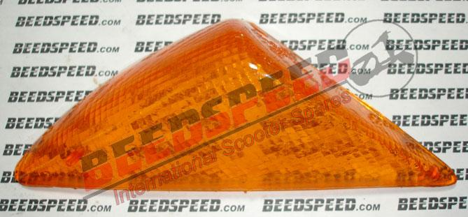 Lamp - Indicator Unit Lens - Speedfight - Front Left - Amber