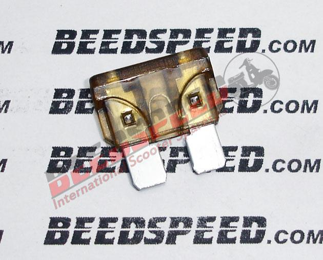 Vespa - Fuse For Battery Type PX, PX Disc MY - 7.5 Amp