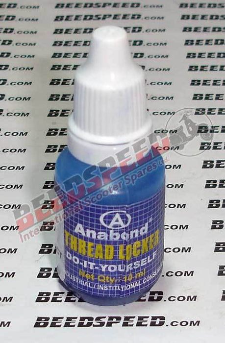 Tool - Lock Thread - Blue - Medium Strengh - 10ml - By Anabond